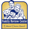 Family Review Center - Editor's Choice Award