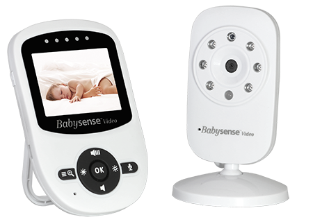 Babysense Baby Video Monitor V24